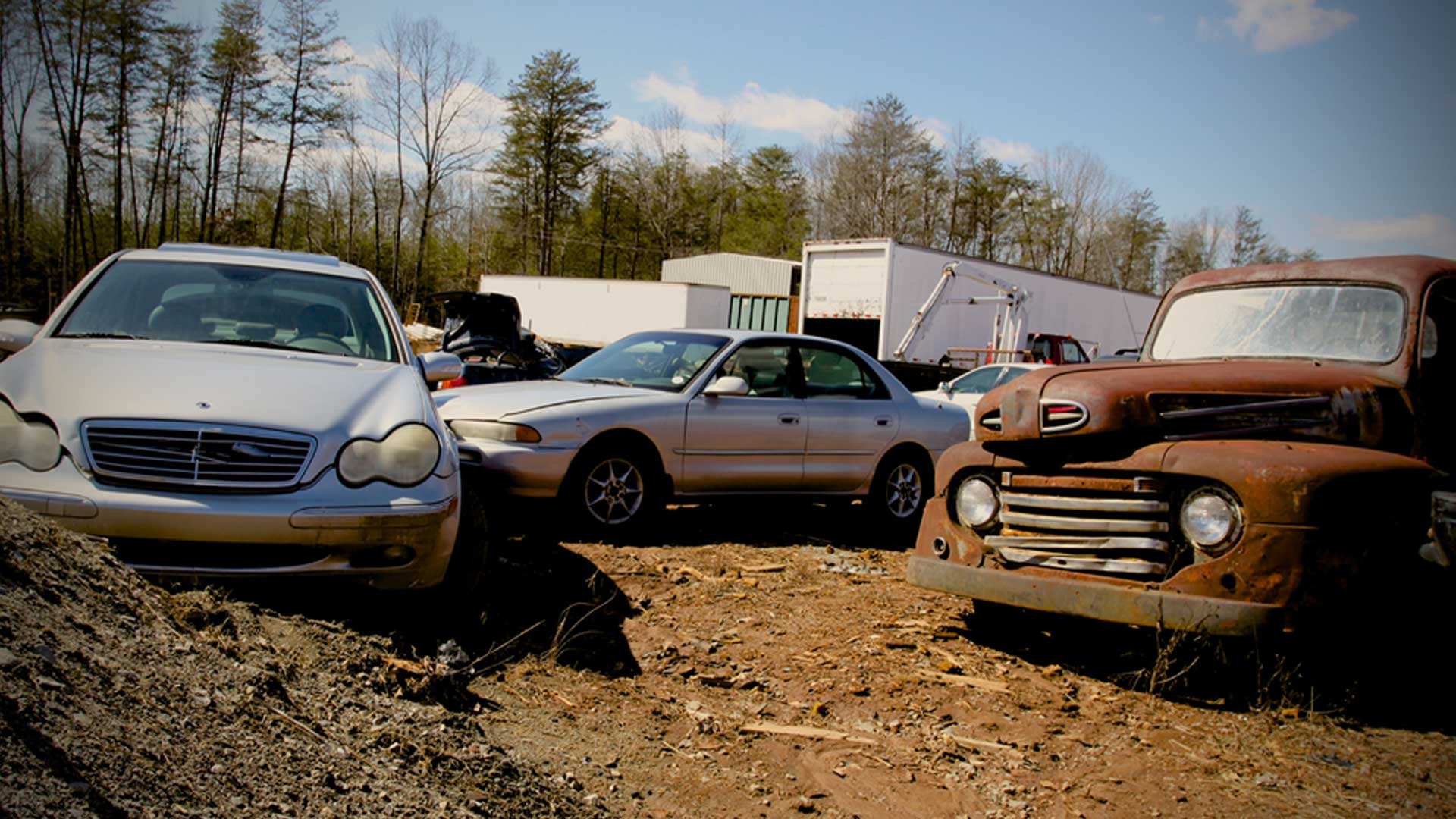 foss recycling buys junk cars