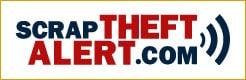 scrap theft alert